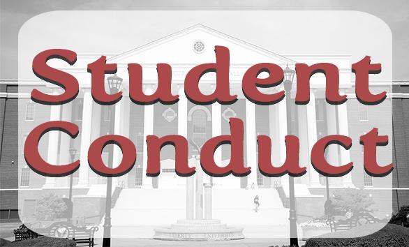student conduct violations shanlon wu